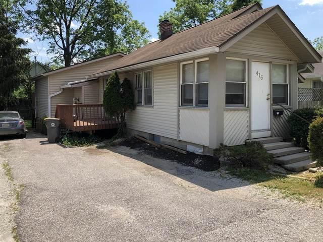 416 E Hillside Drive, Bloomington, IN 47401 (MLS #202125164) :: Parker Team