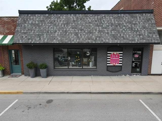 116 W 3rd Street, Brookston, IN 47923 (MLS #202128802) :: Aimee Ness Realty Group