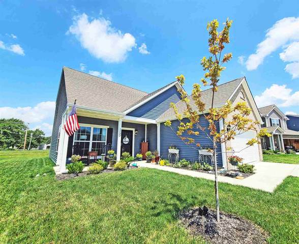 1722 Shadowbrook Drive, Marion, IN 46953 (MLS #202129312) :: The Carole King Team