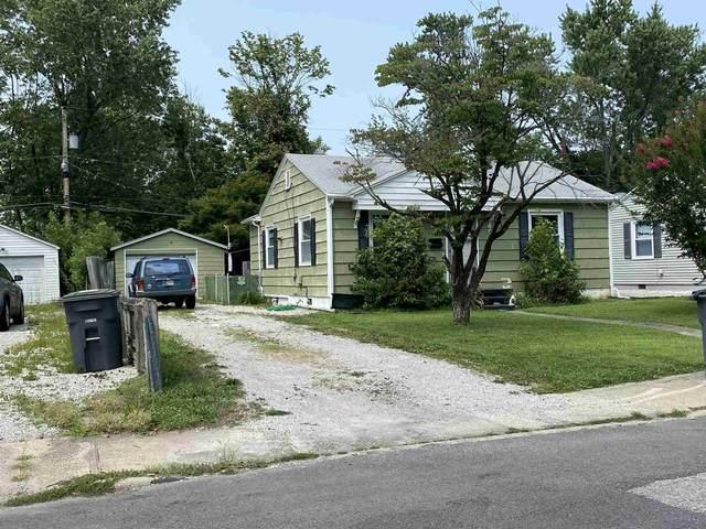 1906 Cass Avenue, Evansville, IN 47714 (MLS #202129855) :: JM Realty Associates, Inc.