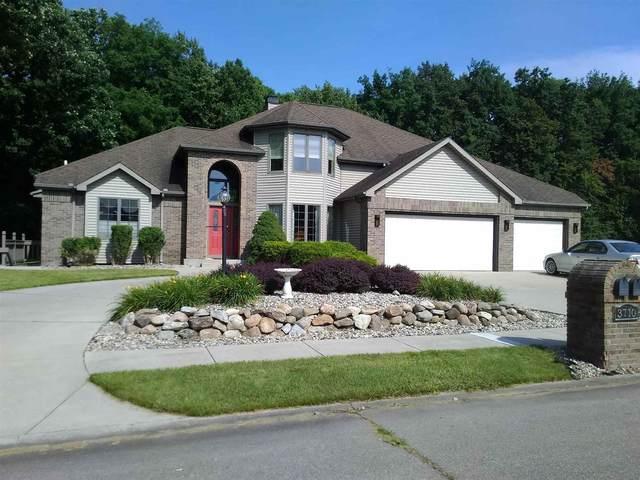 3710 Oak Ridge Drive, Elkhart, IN 46517 (MLS #202130047) :: Aimee Ness Realty Group