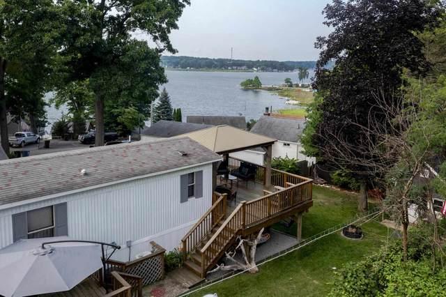 215 LN 405A Jimmerson Lake, Fremont, IN 46737 (MLS #202133171) :: TEAM Tamara