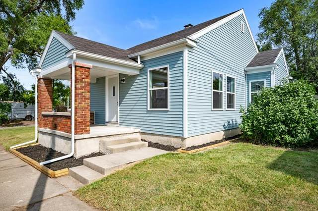 220 W North Street, Winchester, IN 47394 (MLS #202133374) :: The ORR Home Selling Team