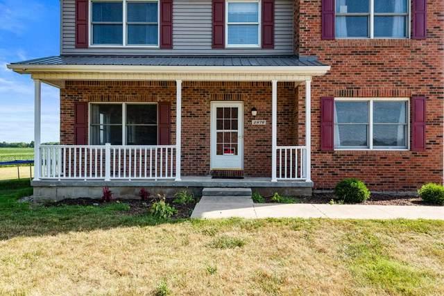 2876 W 600 N Road, Hartford City, IN 47348 (MLS #202134628) :: The Romanski Group - Keller Williams Realty