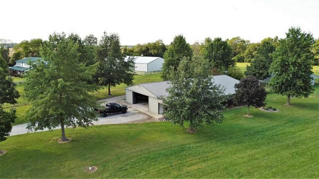 9016 Coyote Trail, West Point, IN 47992 (MLS #202136711) :: Parker Team