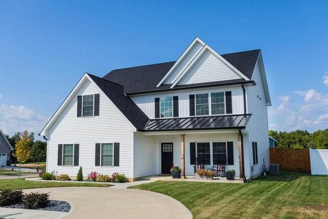 603 E Harrison Court, Ellettsville, IN 47429 (MLS #202137193) :: The Harris Jarboe Group | Keller Williams Capital Realty