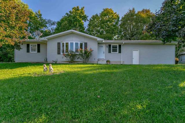 6018 Sugar Maple Road, Cannelton, IN 47520 (MLS #202139579) :: The Hill Team