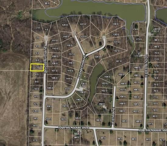 0 Langebrake Lane, Huntingburg, IN 47542 (MLS #202140873) :: JM Realty Associates, Inc.