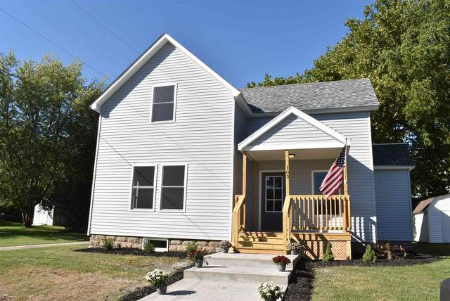 103 W 3rd Street, Fowler, IN 47944 (MLS #202140899) :: The Romanski Group - Keller Williams Realty