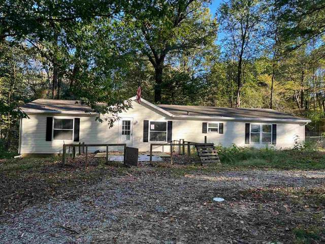 1344 W Shelton Road, Boonville, IN 47601 (MLS #202142353) :: The Hill Team