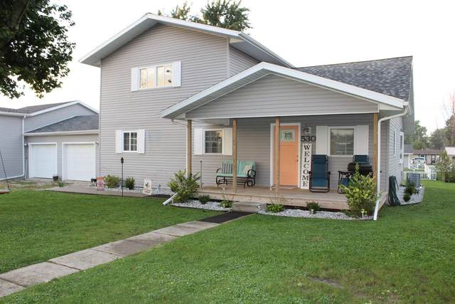 530 W Barber Street, Hartford City, IN 47348 (MLS #202142640) :: Aimee Ness Realty Group