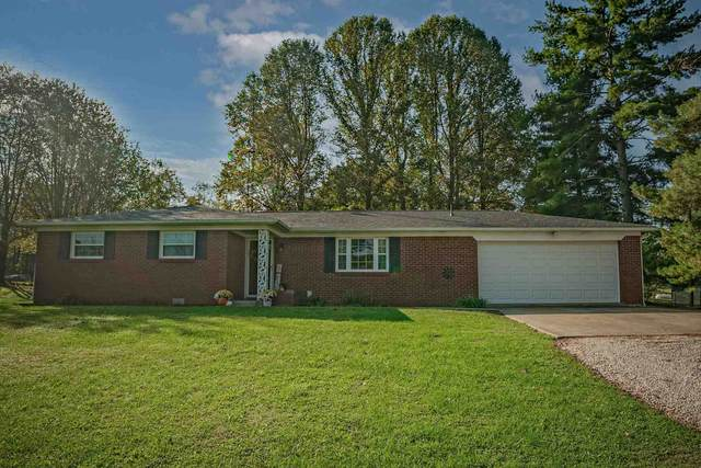1215 W Co Rd 640N, Orleans, IN 47452 (MLS #202142835) :: The Hill Team