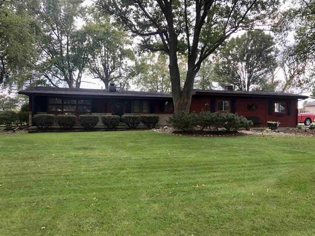 667 W Antioch Road, Frankfort, IN 46041 (MLS #202143007) :: The Romanski Group - Keller Williams Realty