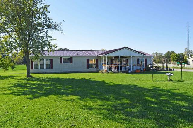 813 W 600 N Road, Marion, IN 46952 (MLS #202143227) :: The Carole King Team