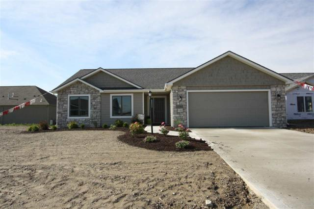13505 Emerald Run Court, Fort Wayne, IN 46814 (MLS #201706383) :: The ORR Home Selling Team