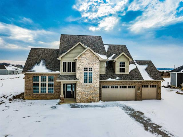 1761 Talons Reach Cove, Fort Wayne, IN 46845 (MLS #201744654) :: The ORR Home Selling Team