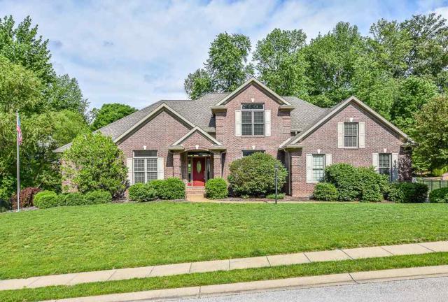 6026 Pembrooke Dr, Newburgh, IN 47630 (MLS #201748890) :: The ORR Home Selling Team