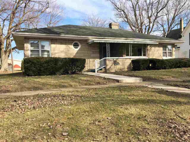 204 N Washington Street, Converse, IN 46919 (MLS #201800604) :: The ORR Home Selling Team