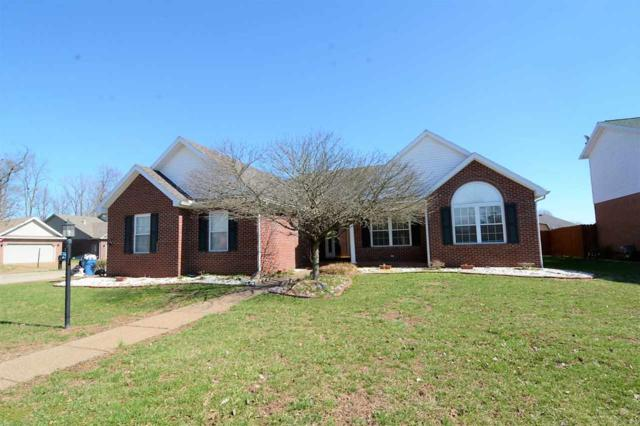 9329 Clear Creek Drive, Evansville, IN 47711 (MLS #201805801) :: The ORR Home Selling Team