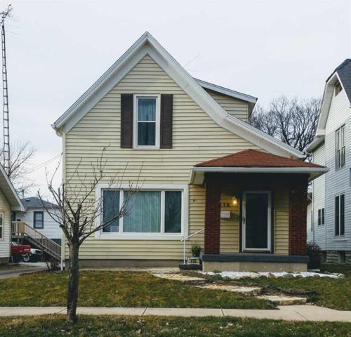 416 W 5th, Anderson, IN 46016 (MLS #201810999) :: Parker Team