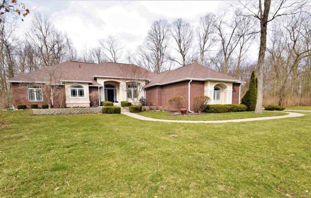 5508 W Oakbrook, Muncie, IN 47304 (MLS #201811044) :: The ORR Home Selling Team