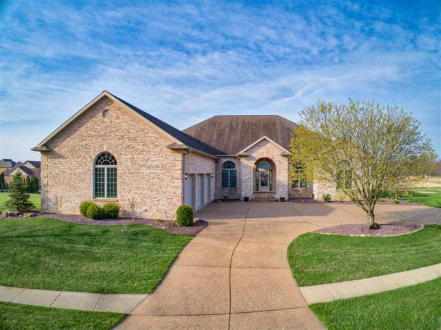 199 Quail Crossing Drive, Boonville, IN 47601 (MLS #201813799) :: The ORR Home Selling Team
