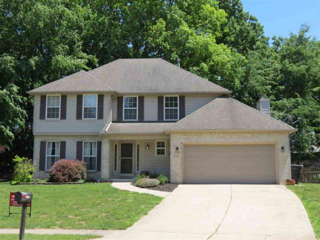 2530 Rainbow Drive, Lafayette, IN 47904 (MLS #201813988) :: Parker Team