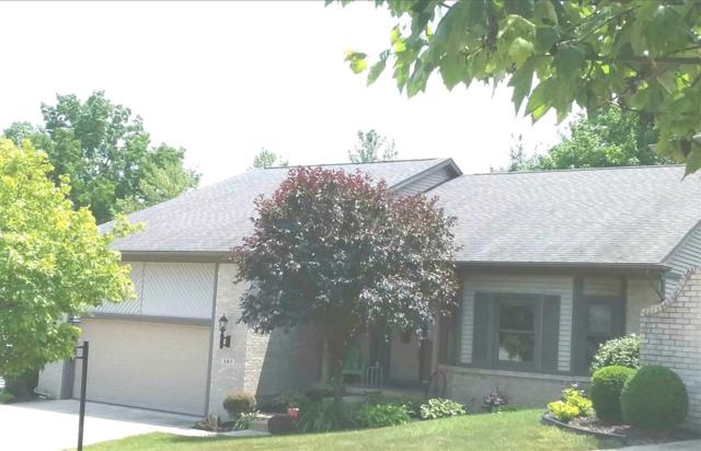 287 Pinkerton Ct., Marion, IN 46952 (MLS #201820396) :: The Romanski Group - Keller Williams Realty
