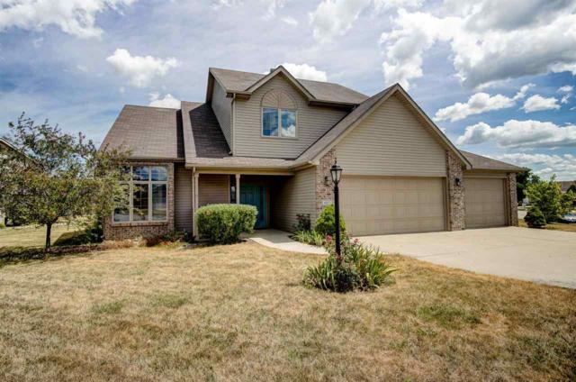 4603 Dupont Oaks Place, Fort Wayne, IN 46845 (MLS #201831741) :: The ORR Home Selling Team