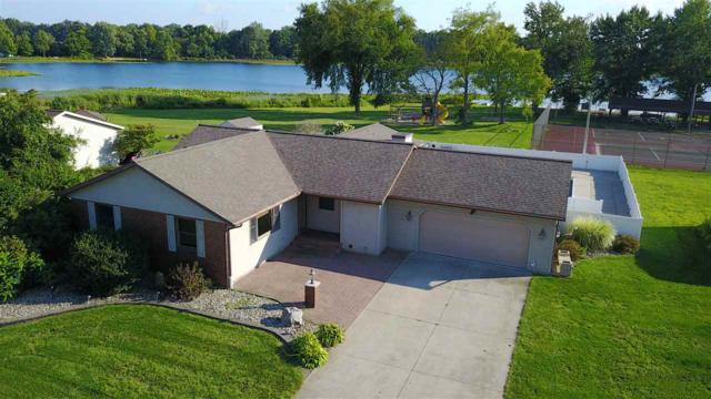 3845 E Lakeview Trail, Leesburg, IN 46538 (MLS #201832334) :: The ORR Home Selling Team