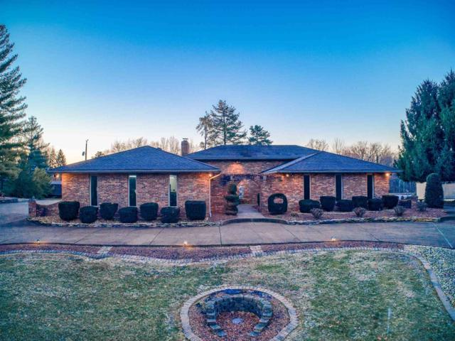 6446 Whispering Hills Drive, Evansville, IN 47720 (MLS #201901232) :: The ORR Home Selling Team