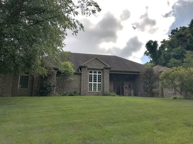 205 Lakewood Drive, Vincennes, IN 47591 (MLS #201919602) :: Hoosier Heartland Team | RE/MAX Crossroads