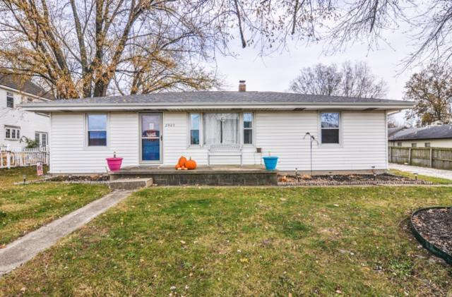 2903 Poland Hill Road, Lafayette, IN 47909 (MLS #201926244) :: The Romanski Group - Keller Williams Realty