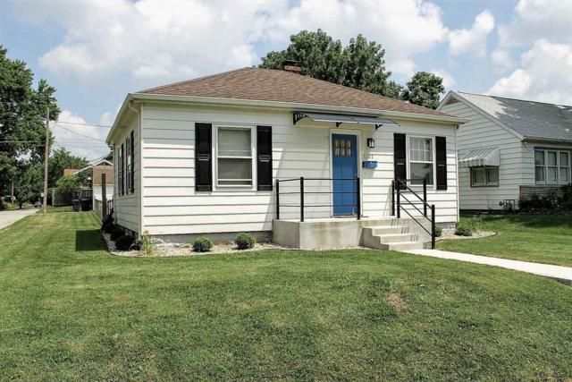 1202 Franklin Street, Lafayette, IN 47905 (MLS #201929776) :: The Romanski Group - Keller Williams Realty