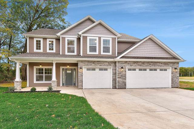 4160 Admirals Pointe Drive, Lafayette, IN 47909 (MLS #201937037) :: The Carole King Team