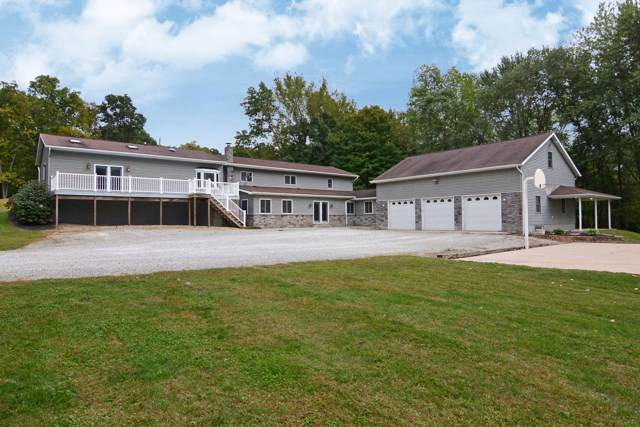 1524 S 1500 E, Akron, IN 46910 (MLS #201945002) :: The ORR Home Selling Team