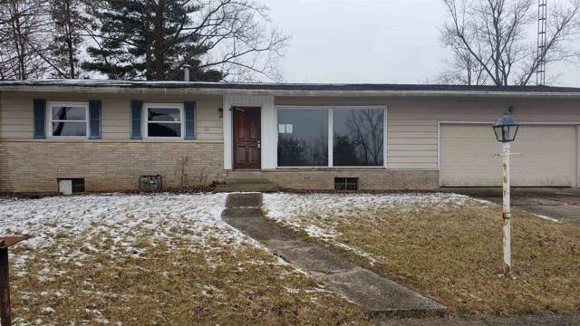 1601 E Cr 1135 Road, Eaton, IN 47338 (MLS #201946370) :: The ORR Home Selling Team