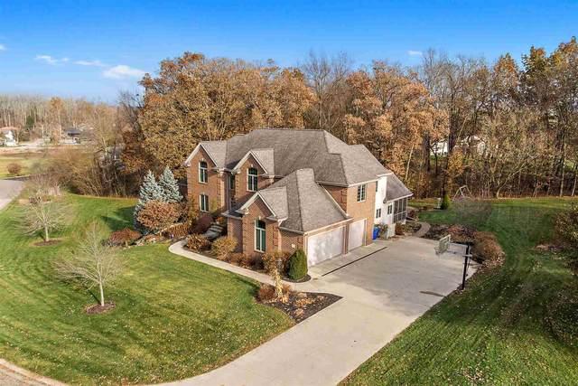 2603 Wildwood Lane, Winona Lake, IN 46590 (MLS #201951719) :: The ORR Home Selling Team