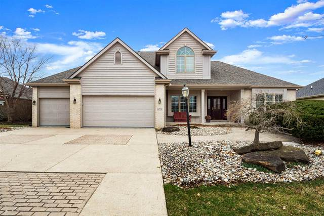 6731 Palmilla Court, Fort Wayne, IN 46835 (MLS #202005439) :: Anthony REALTORS