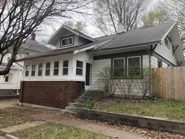 215 23rd Street, Logansport, IN 46947 (MLS #202005753) :: The Carole King Team
