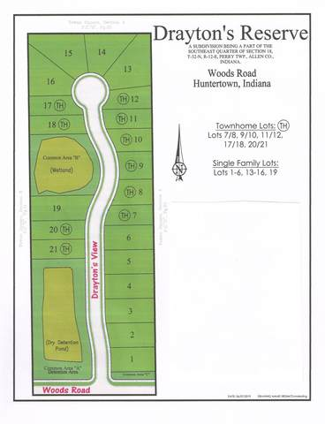 15096 Verity Parkway, Huntertown, IN 46748 (MLS #202008920) :: The Dauby Team