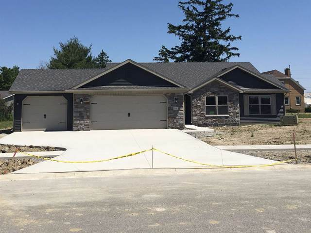 308 W Orchid Court, Columbia City, IN 46725 (MLS #202011436) :: The Dauby Team