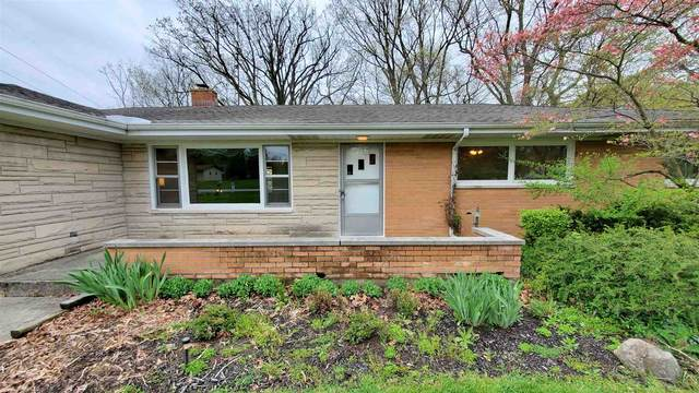 1232 Meadowbrook Drive, Lafayette, IN 47905 (MLS #202015110) :: The ORR Home Selling Team