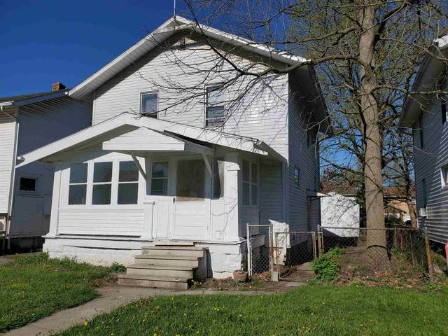3410 Oliver Street, Fort Wayne, IN 46806 (MLS #202015768) :: Aimee Ness Realty Group