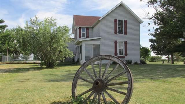 12701 W County Road 1050 N, Gaston, IN 47342 (MLS #202020526) :: The ORR Home Selling Team
