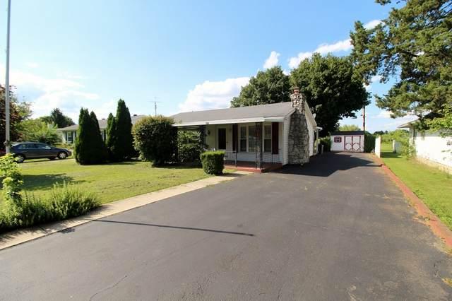 614 W 9th Street, Jonesboro, IN 46938 (MLS #202030734) :: The Romanski Group - Keller Williams Realty