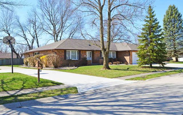 607 Candlewood Drive, Marion, IN 46952 (MLS #202034324) :: RE/MAX Legacy