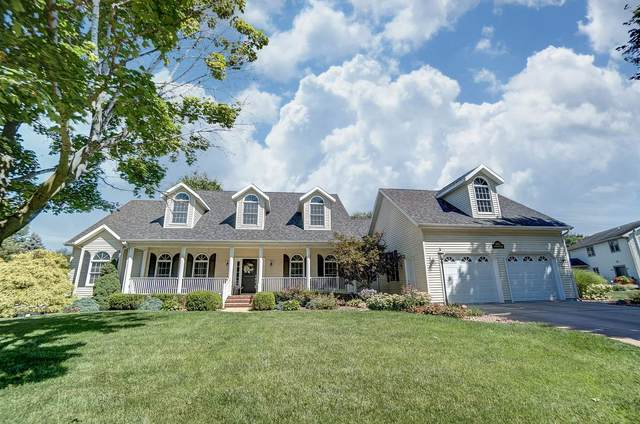 1665 S Woodfield Trail, Warsaw, IN 46580 (MLS #202035752) :: Parker Team