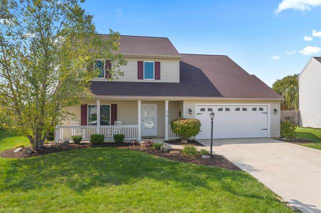 518 River Rock Pass, Fort Wayne, IN 46814 (MLS #202036312) :: Anthony REALTORS