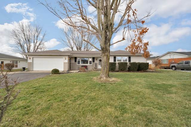 605 S Maple Street, Greentown, IN 46936 (MLS #202042732) :: The Romanski Group - Keller Williams Realty